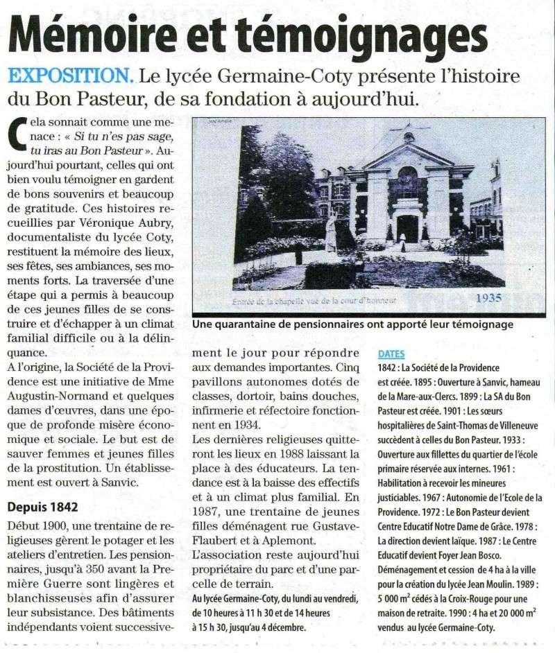 Le Havre - Histoire du Bon Pasteur 2009-117
