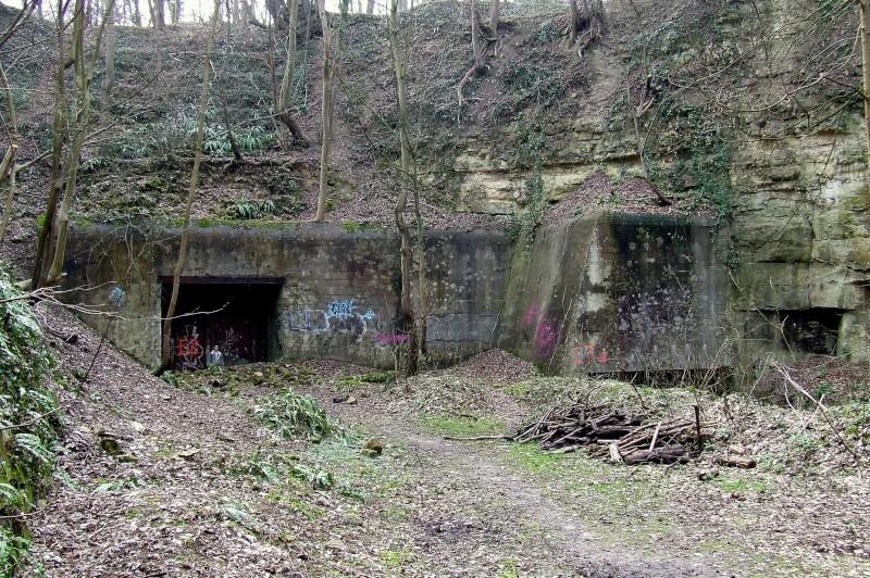 Stockage V2 et gare souterraine de de Méry sur Oise (95) Dscf7910