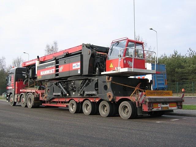 Transports Mammoet (NL) Volvo_10