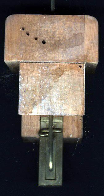Tuyaux d'orgue à anche libre Anduze11