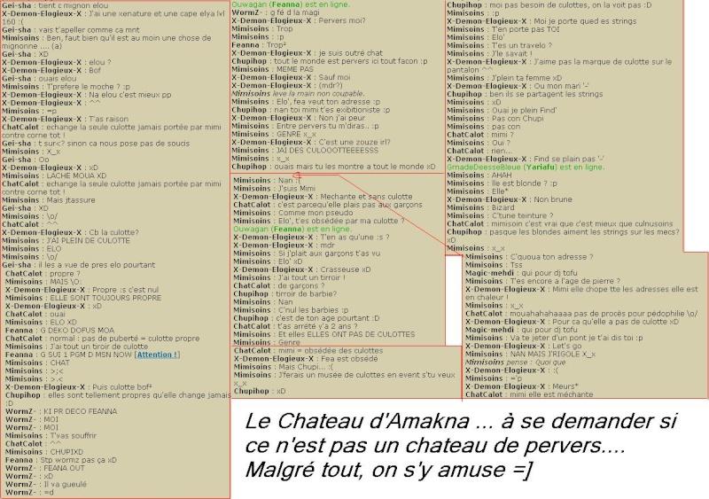 Screen en vrac Chatea10