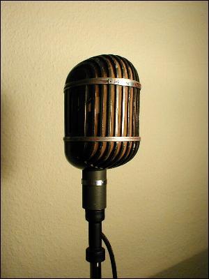 Vintage Microphones !!!! Wester10