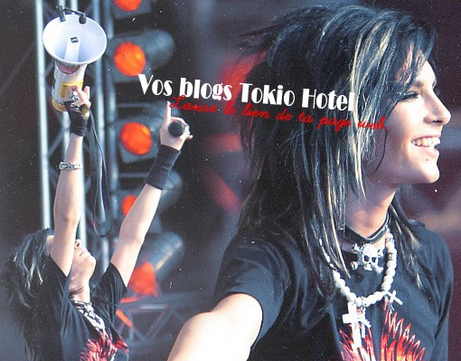 [Créations]Mes montages Tokio Hotel. - Page 14 Pub10