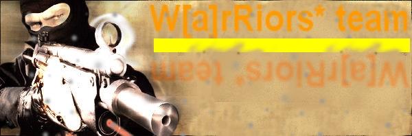 La team W[a]rRiors*
