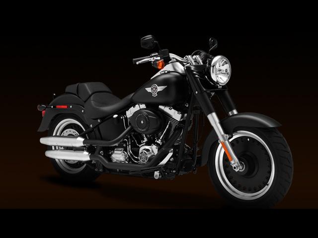 Harley Davidson Fat_bo10