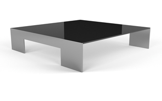 [Table basse] Team Matty Glass Coffee Table by M. ROSSATO 0031