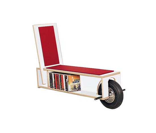 [Fauteuil/bibliothèque] Easy Reader - Moormann, Nils Holger 0042