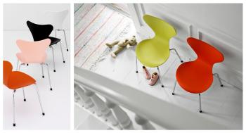 [Chaise] Mini Design Chaise 3177 - JACOBSEN, FRITZ HANSEN 0096