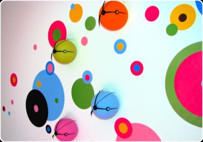 [Horloge] Pop Bubble by Darien LEE 0210