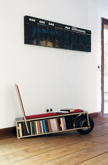 [Fauteuil/bibliothèque] Easy Reader - Moormann, Nils Holger 0312