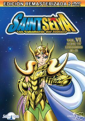 Cofret dvd saint seiya D291_110