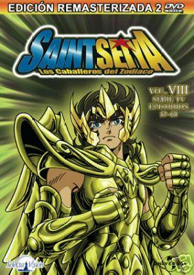 Cofret dvd saint seiya E514_110