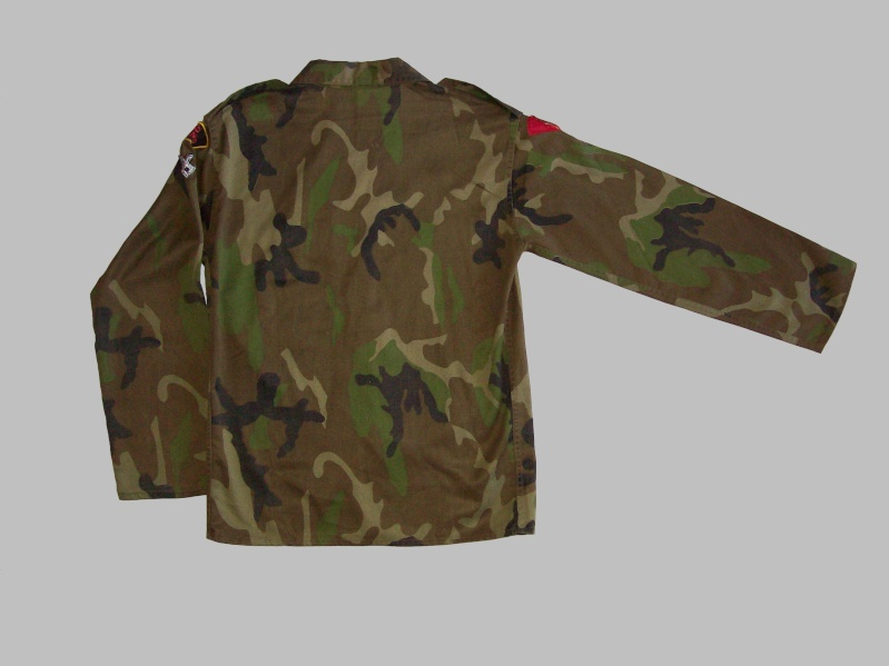WOODLAND CAMOUFLAGE uniform 100_9811