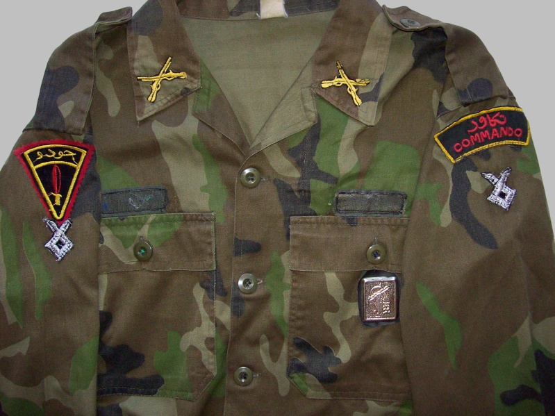 WOODLAND CAMOUFLAGE uniform 100_9812