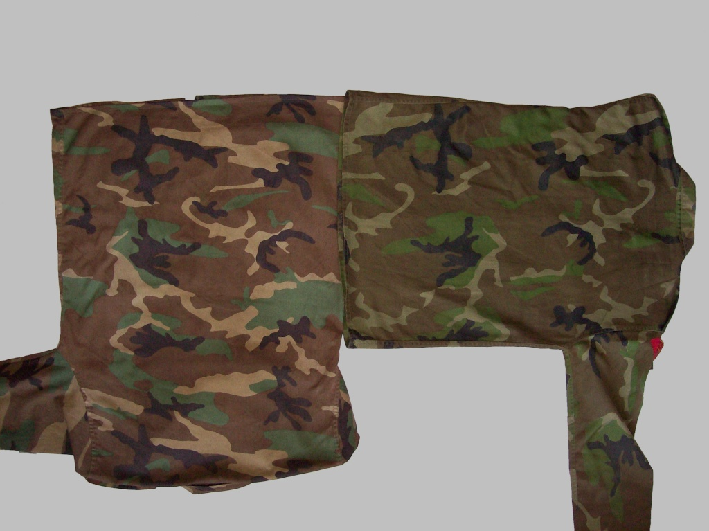 WOODLAND CAMOUFLAGE uniform 100_9915