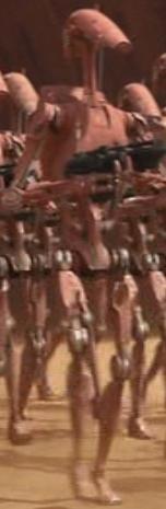 Droïdes de combat Droide11