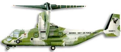 "Bell/Boeing V-22 ""Osprey"" [1:72 - Italeri] Cv2210"