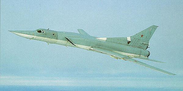 "Tupolev Tu-22M ""BACKFIRE C"" [1:72 - Italeri] Gtu26-10"