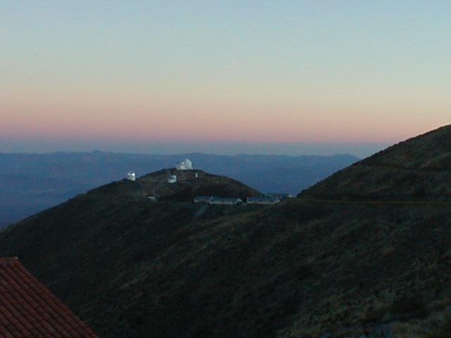 Observatoires astronomiques vus avec Google Earth - Page 2 Las_ca11