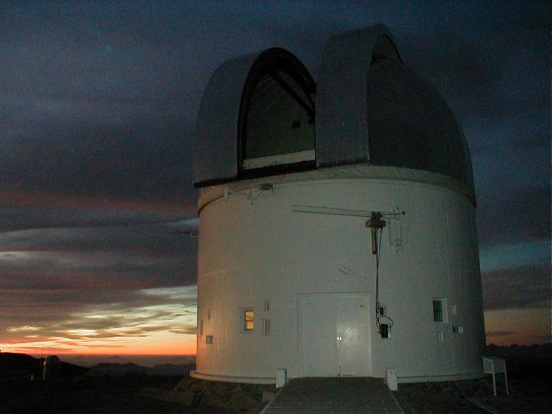Observatoires astronomiques vus avec Google Earth - Page 2 Las_ca12