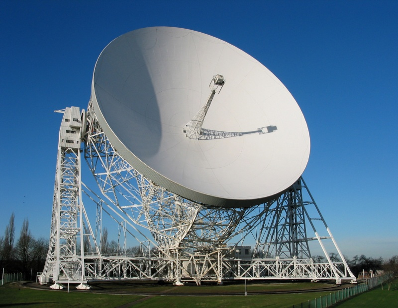 Observatoires astronomiques vus avec Google Earth - Page 6 Lovell10