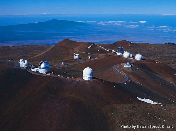 Observatoires astronomiques vus avec Google Earth - Page 12 Mauna_10