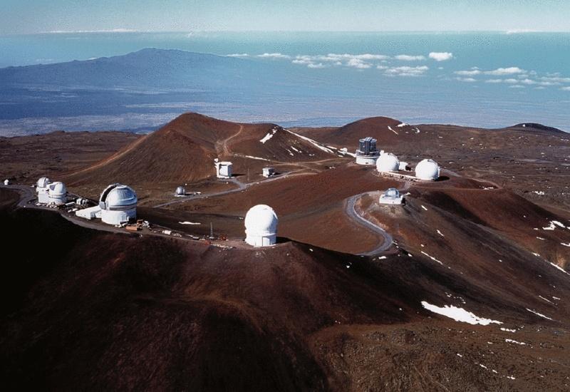 Observatoires astronomiques vus avec Google Earth - Page 12 Mauna_11