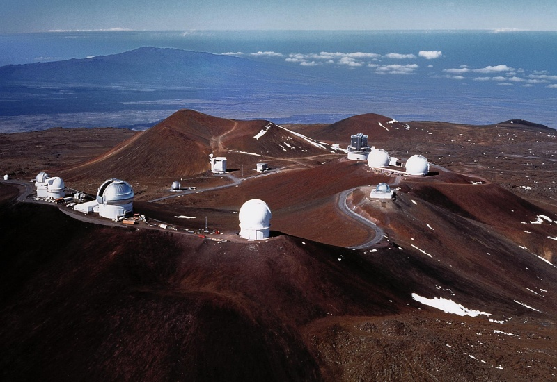 Observatoires astronomiques vus avec Google Earth - Page 12 Mauna_14