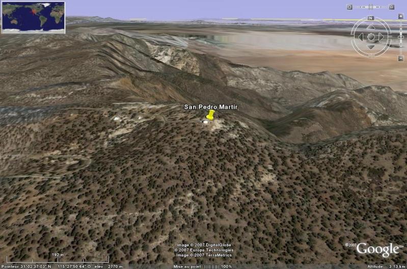 Observatoires astronomiques vus avec Google Earth - Page 6 San_pe11