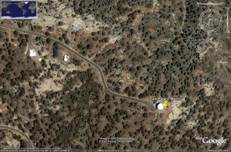 Observatoires astronomiques vus avec Google Earth - Page 6 San_pe12