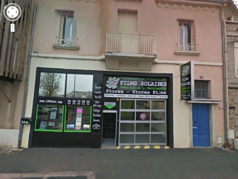 STREET VIEW : les façades de magasins (France) - Page 5 0116