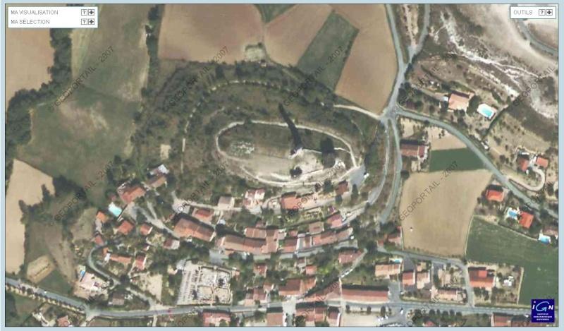 Fort de Castelnau de levis, Tarn, France Castel11