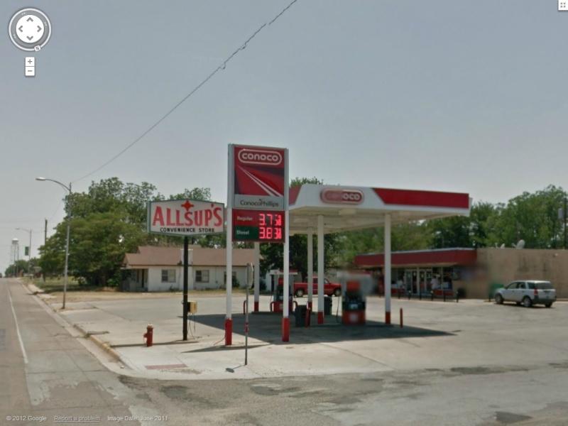STREET VIEW : les enseignes de stations carburant / essence - Page 6 Conoco10