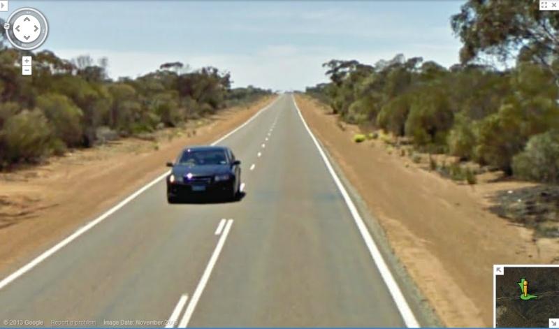 Au pays des Kangourous on ne conduit pas mieux qu'ailleurs National Higway 94 Australie Depass10