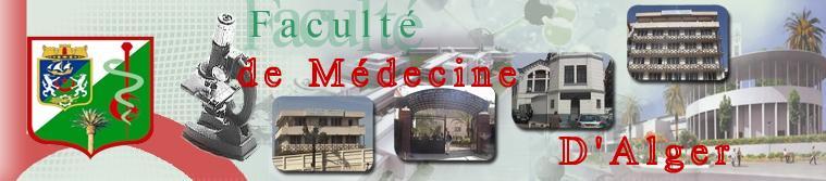 Faculté de Medecine d'Alger FMA