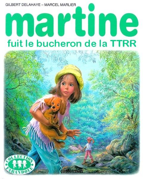 Rando du Téléthon 2007 le 9/12/2007 à Aulnois sous Laon - Page 2 Martin11