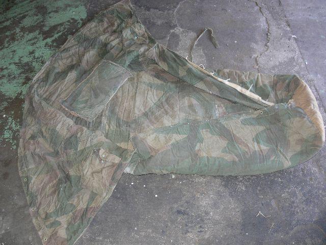 Sacs de couchage britanniques P1030615