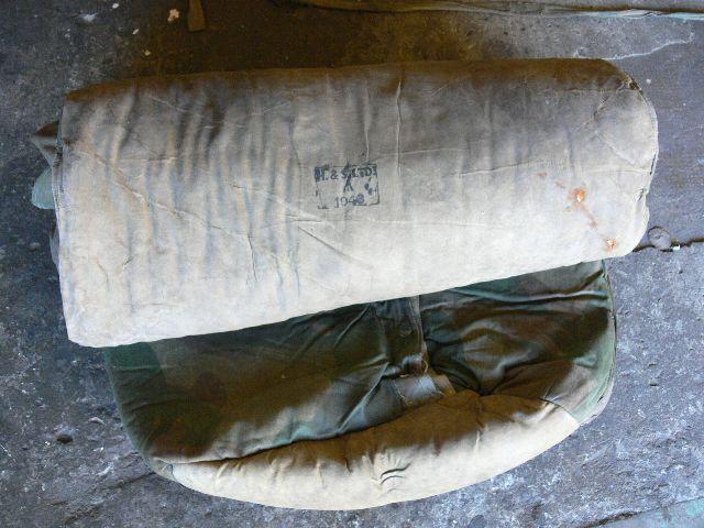 Sacs de couchage britanniques P1030617