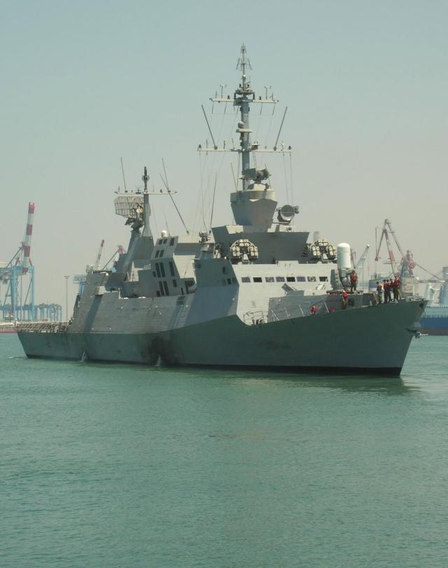 Marine israélienne - Israeli Navy Dotz0611