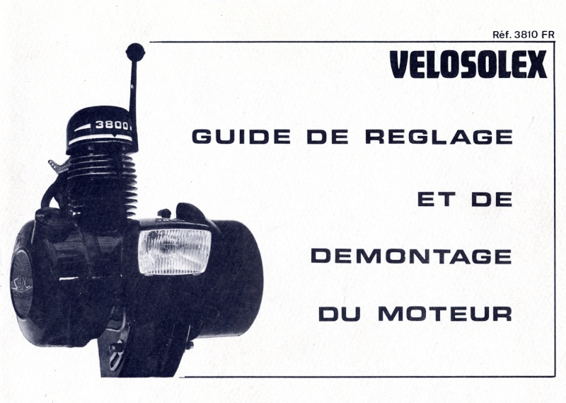 Plans, éclatés, guide de réglage et pubs du SOLEX 3800 Imagea11