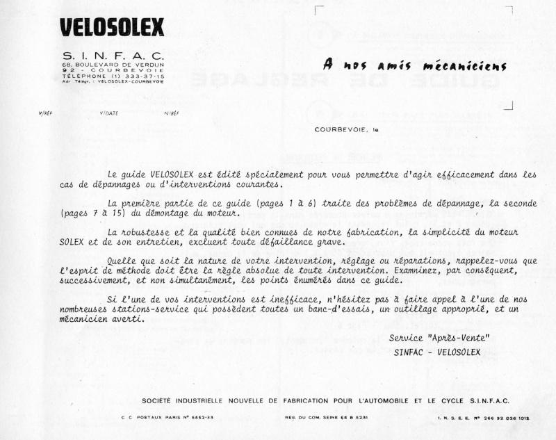 Plans, éclatés, guide de réglage et pubs du SOLEX 3800 Imageb10