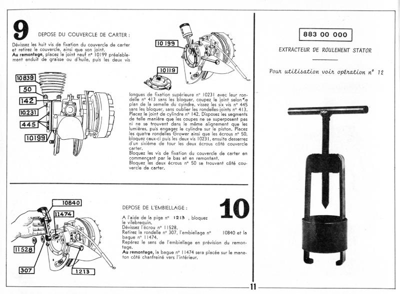 Plans, éclatés, guide de réglage et pubs du SOLEX 3800 Imagem10