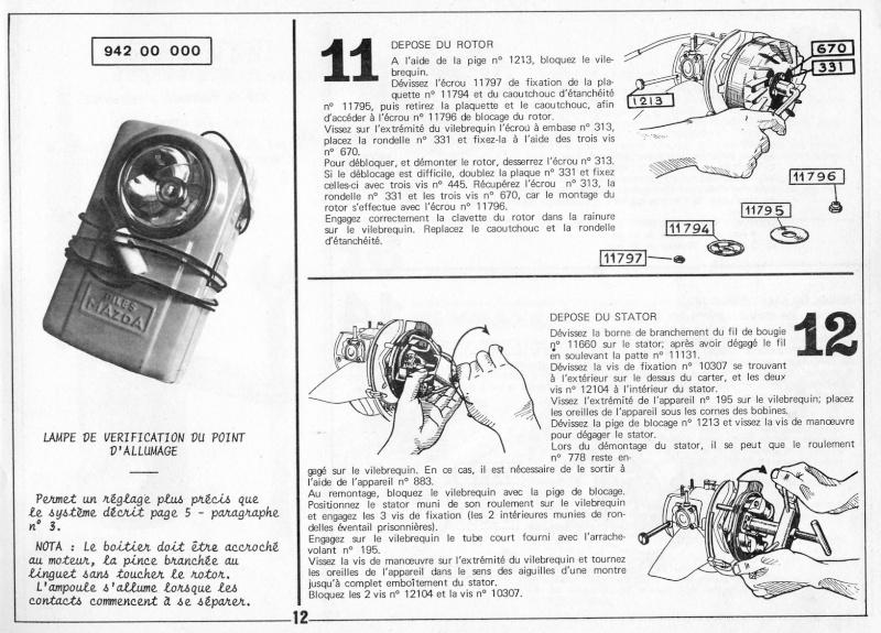 Plans, éclatés, guide de réglage et pubs du SOLEX 3800 Imagen10