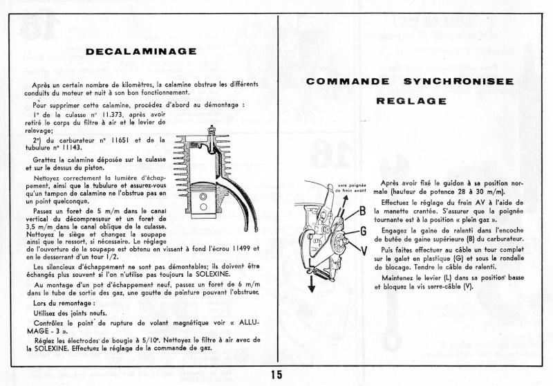 Plans, éclatés, guide de réglage et pubs du SOLEX 3800 Imageq11