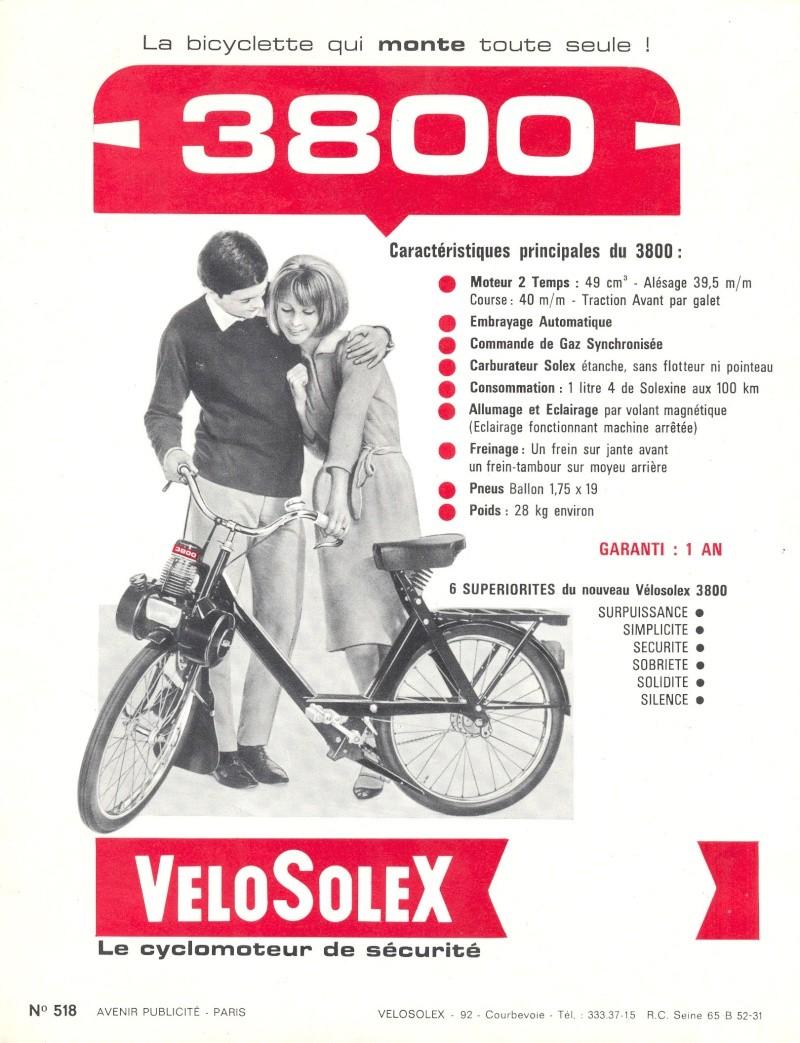 Plans, éclatés, guide de réglage et pubs du SOLEX 3800 N518_010