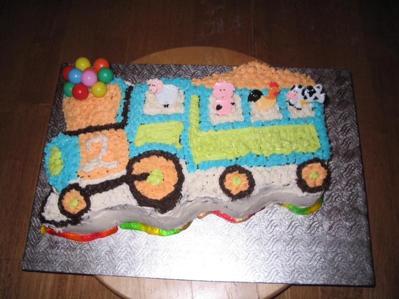 Gâteaux de fête et d'occasions spéciales Mars_210