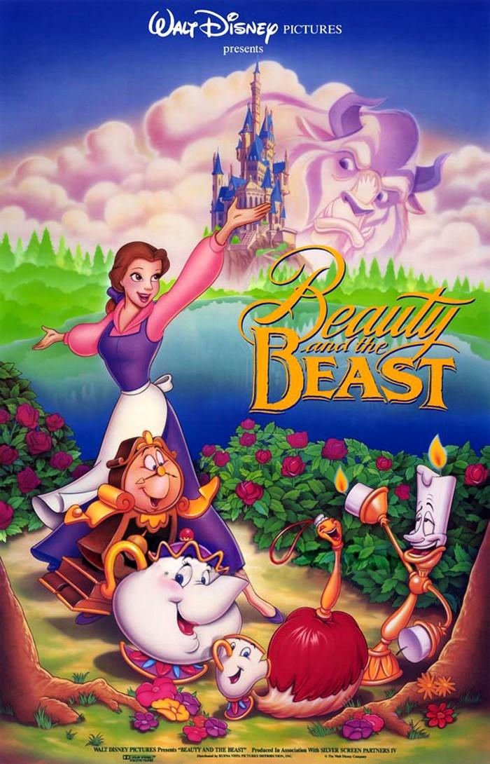 [Walt Disney] La Belle et la Bête (1991) 18921410