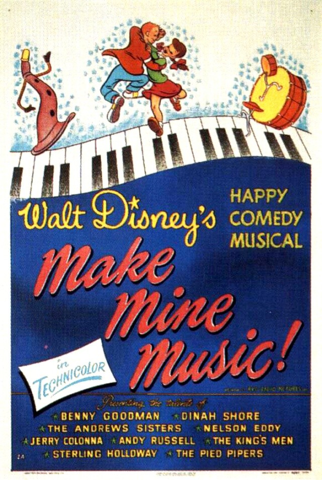 La Boîte à Musique [Walt Disney - 1946] 1946-m10