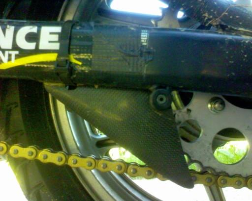 Protection de chaine Er206210