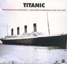 CD Titanic : Témoignages des survivants Fa19510